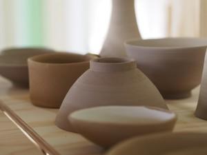 庭瀬陶芸教室 電動ろくろ教室 体験教室もあります。