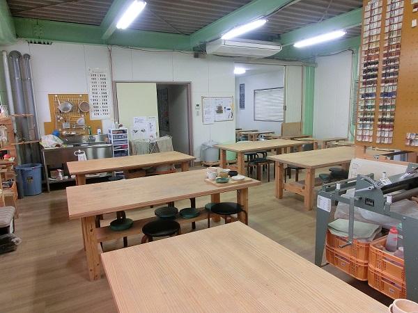 教室テーブル