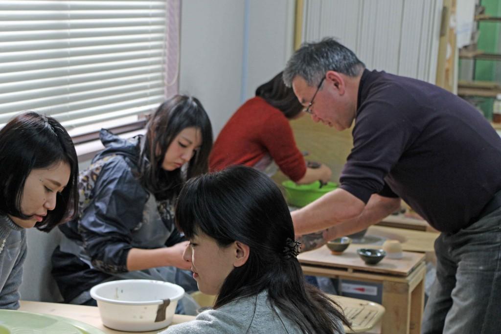 陶芸体験募集中です。素敵な器を作ってみましょう。(画像をクリックすると近況報告へ移動します。)